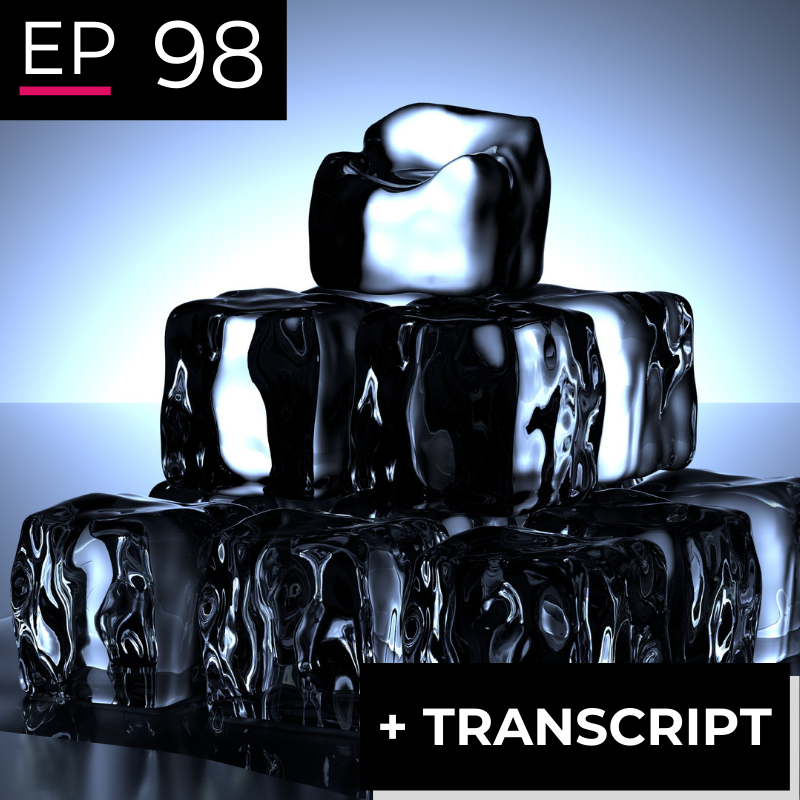 EP 98: The Thirst for Knowing - Sylvia Gallusser