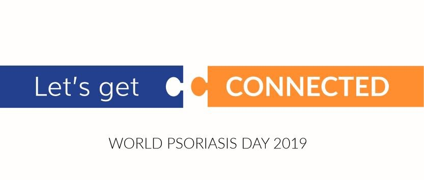 World Psoriasis Day 2019 - 29 October 2019