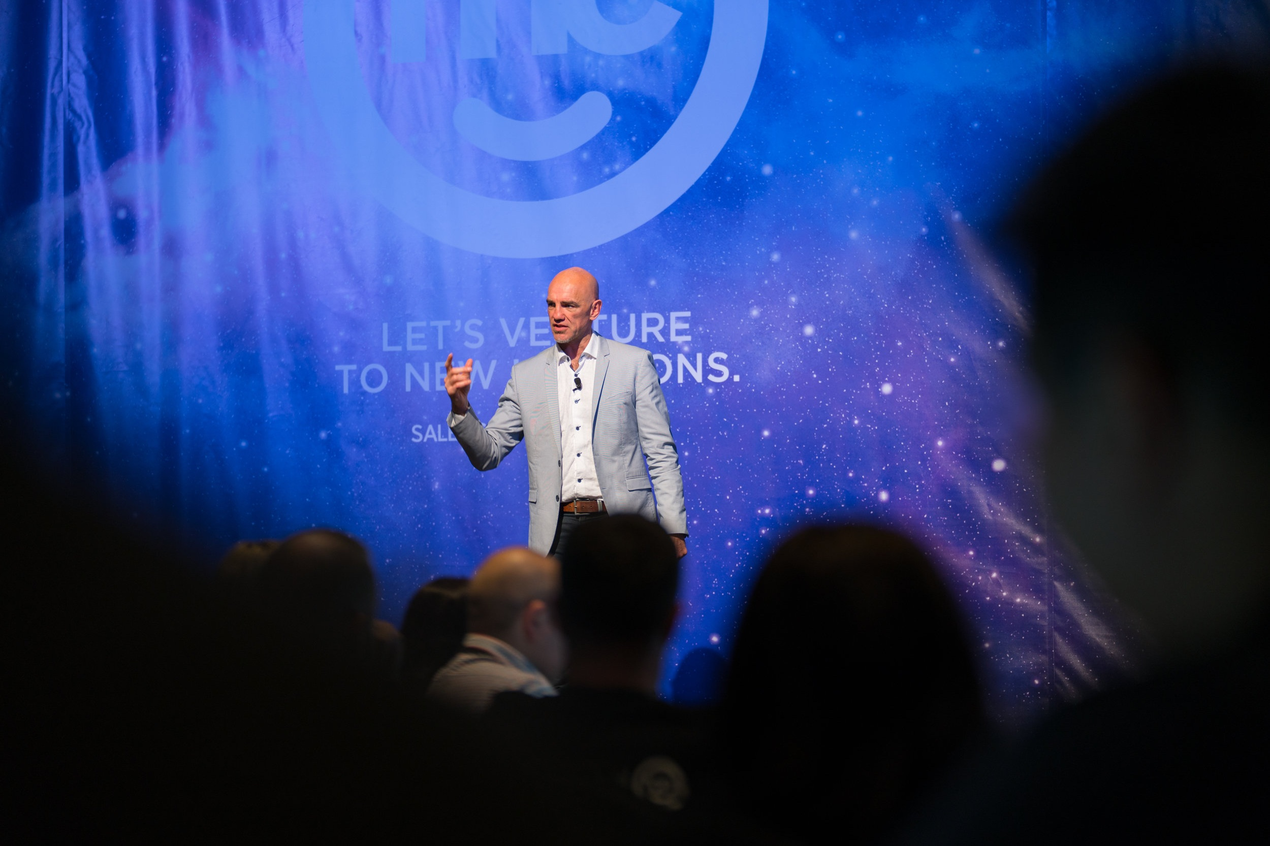 BOOST YOUR NEXT CONFERENCE WITH PAUL TAYLOR -