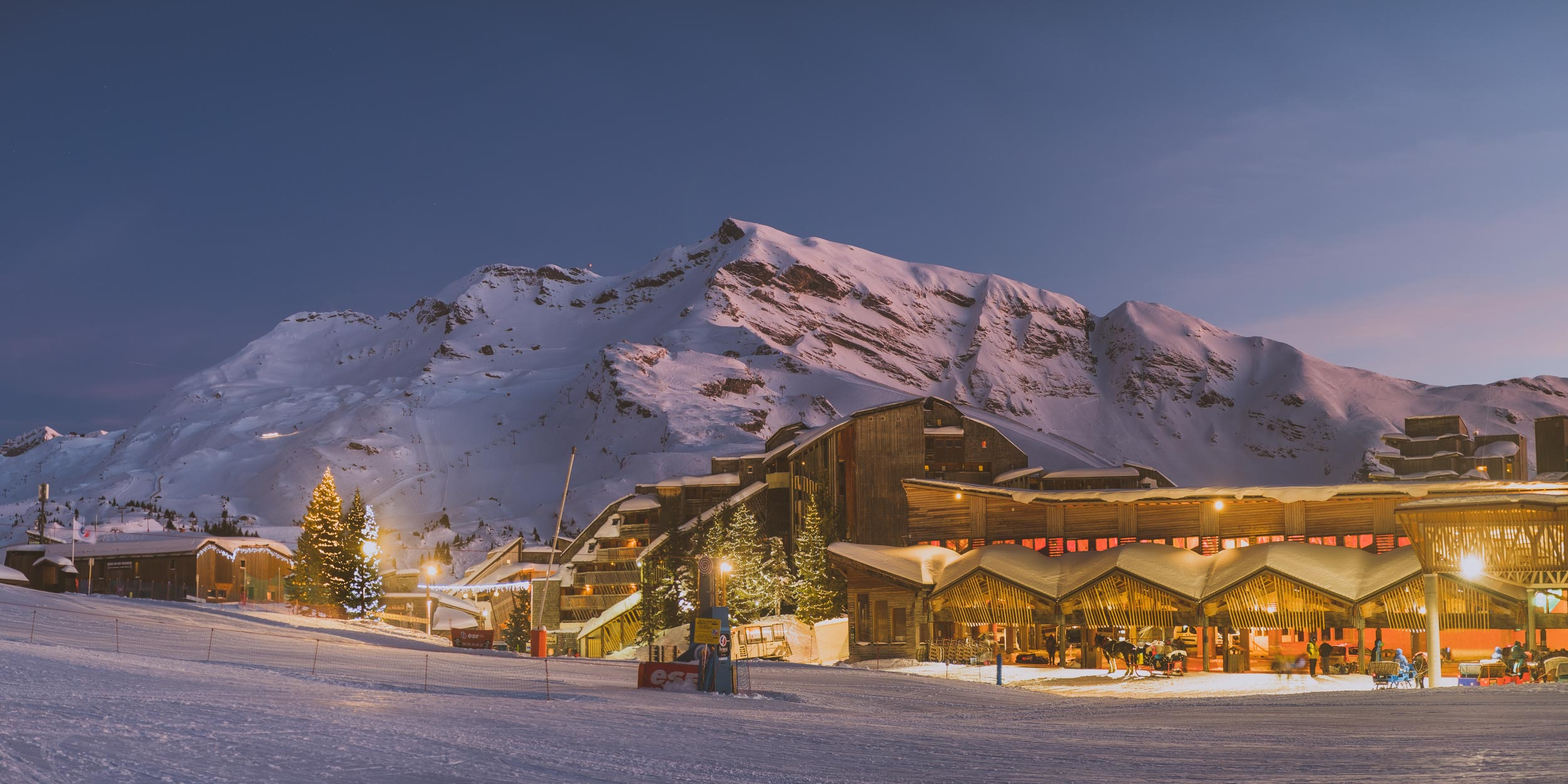 Avoriaz ski trip January 2019