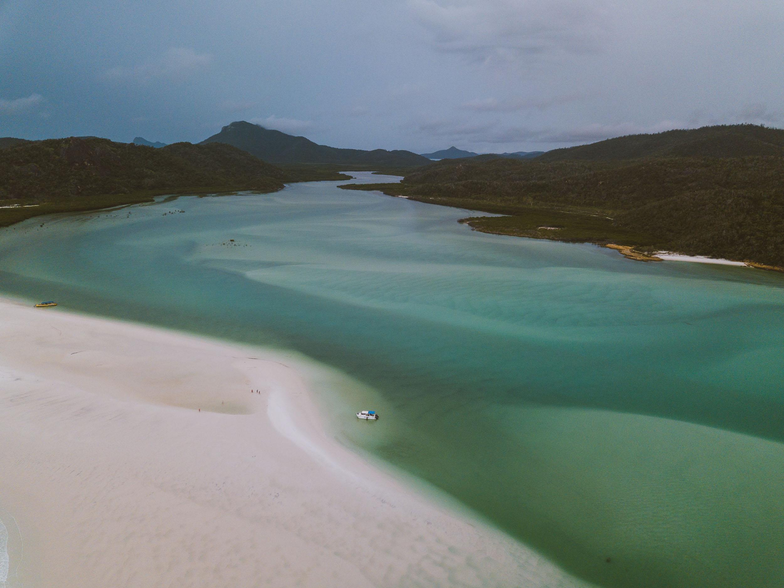Fraser & Whitsunday IslandsQueensland, Australia -