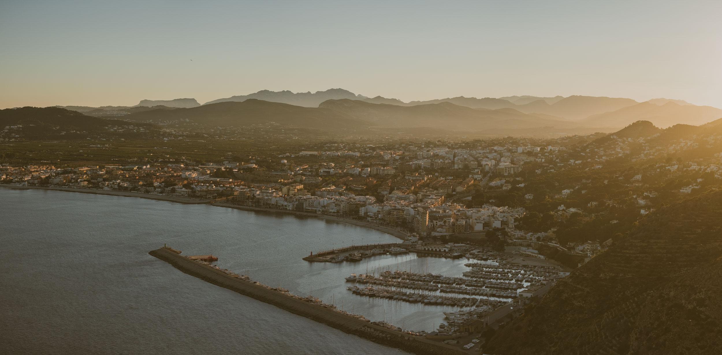 Denia, Alicante, Spain.