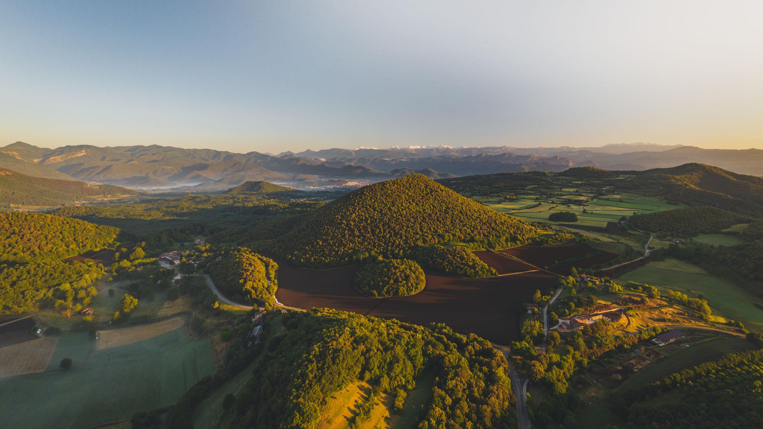 Volcà del Croscat, Girona