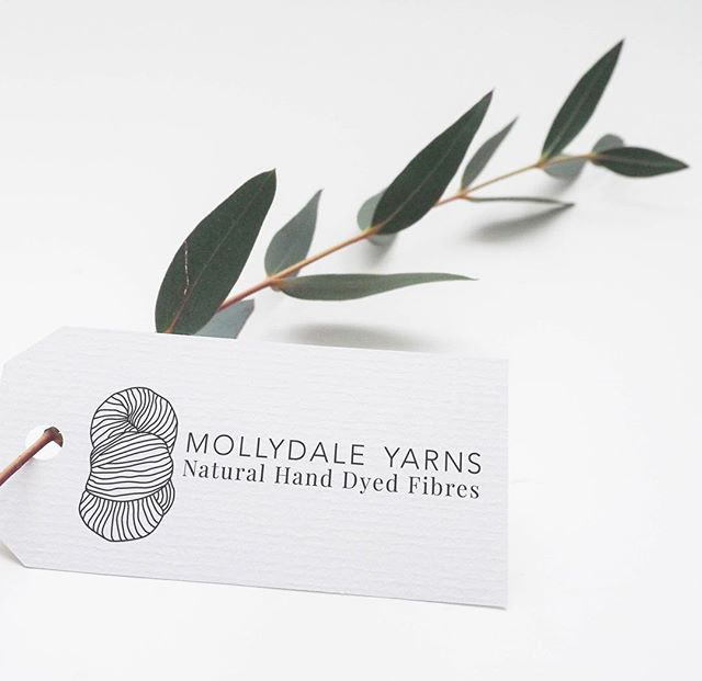 Branding for @mollydale_yarns 🐏 . . . . . #design #illustration #aotd #australiandesign #graphicdesign #sydneydesign #tattoo #tattoodesign #newcastledesign