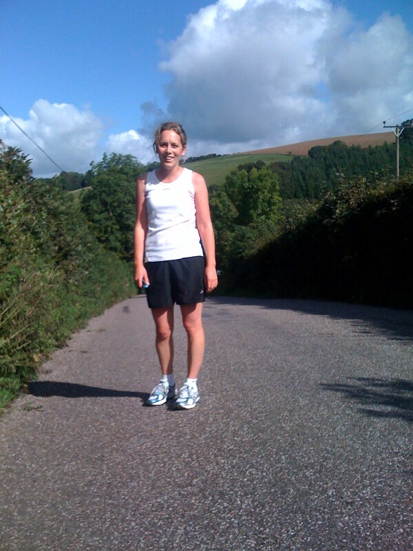 2011-Before I caught the triathlon bug!
