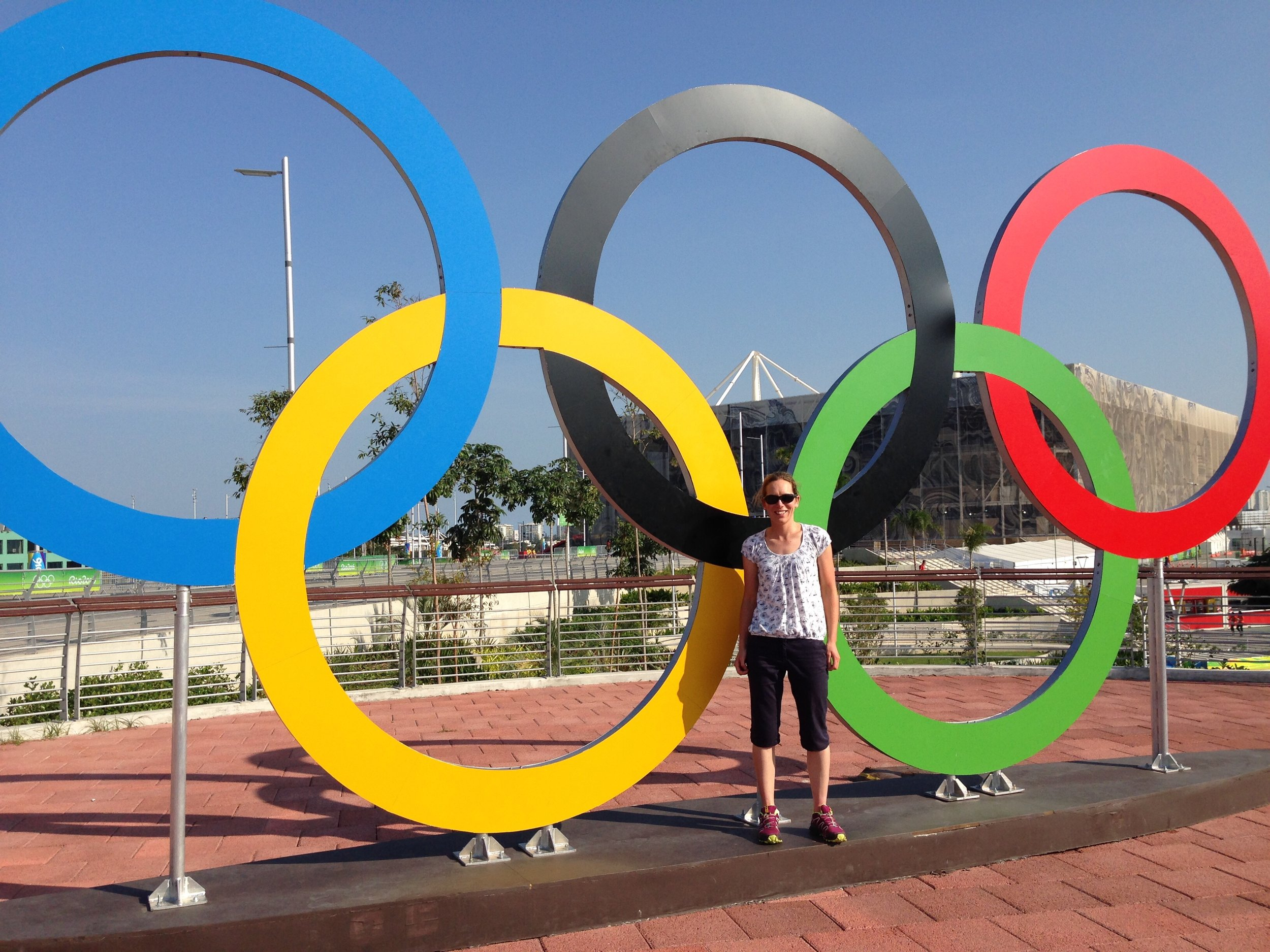 Rio 2016. Pinch me now!!!!