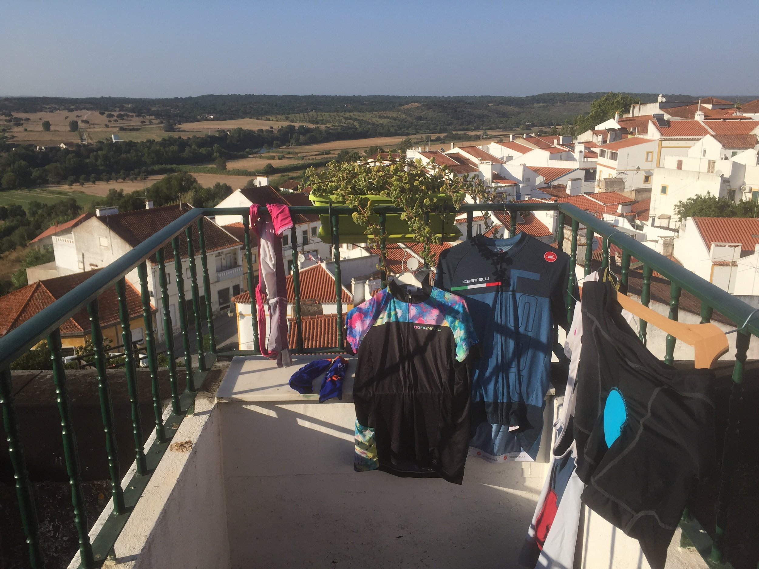 Drying with a view - Mora