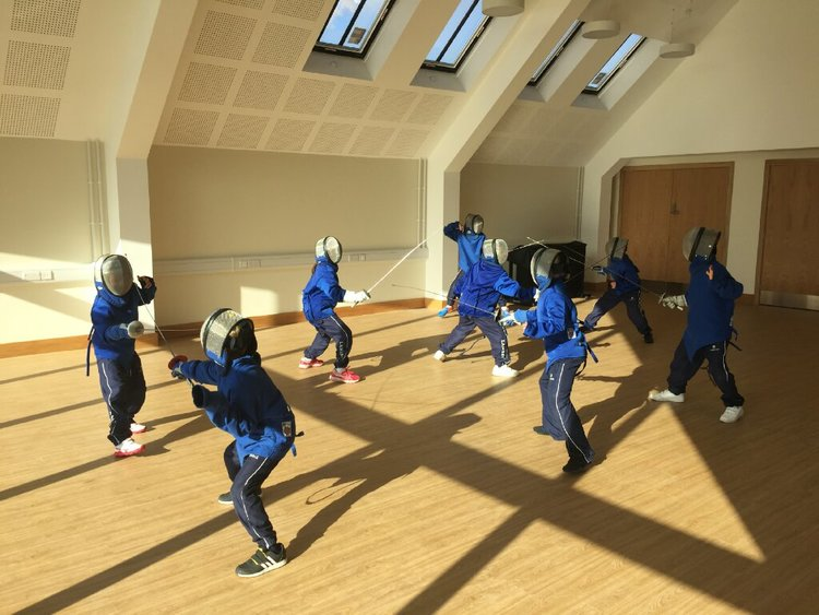 Get Your Child Active This Summer With Our Fencing Camp! -