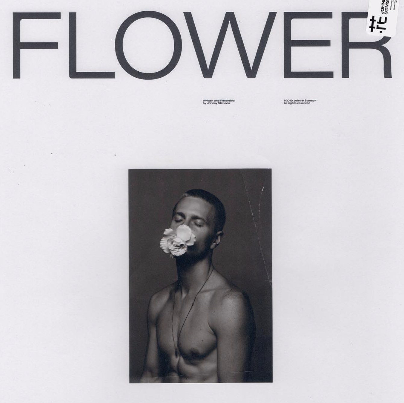 """Click on the artwork to stream """"Flower"""""""