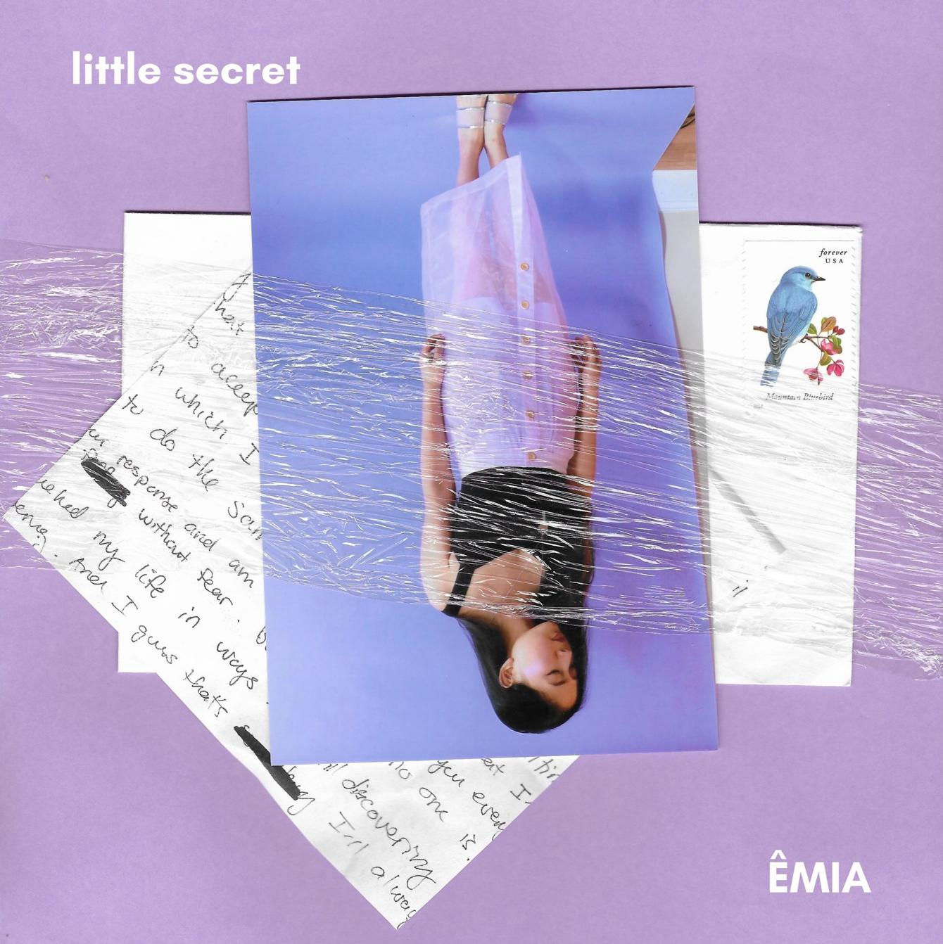 Click on the artwork to stream  Little Secret