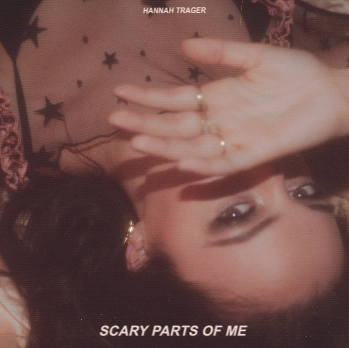 """Click on the artwork to stream """"Scary Parts of Me"""""""