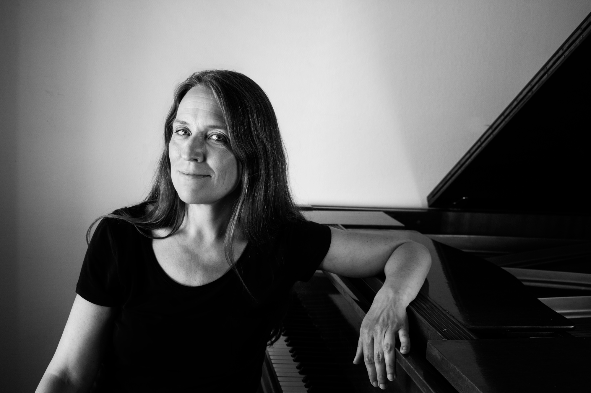 Maria Grönlund, Pianist and Composer.