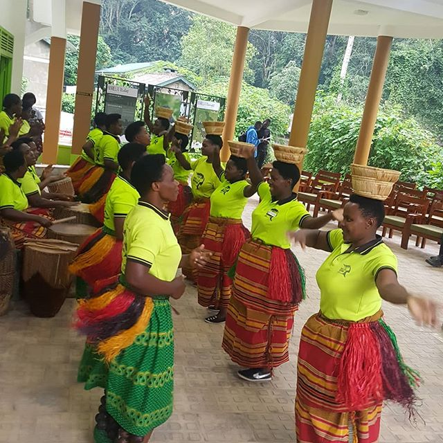 We love to show off our culture and to preserve it. The women dance away and just keep smiling as its great therapy for them. We thank all those that keep these smiles on the women's faces and keep giving them energy.