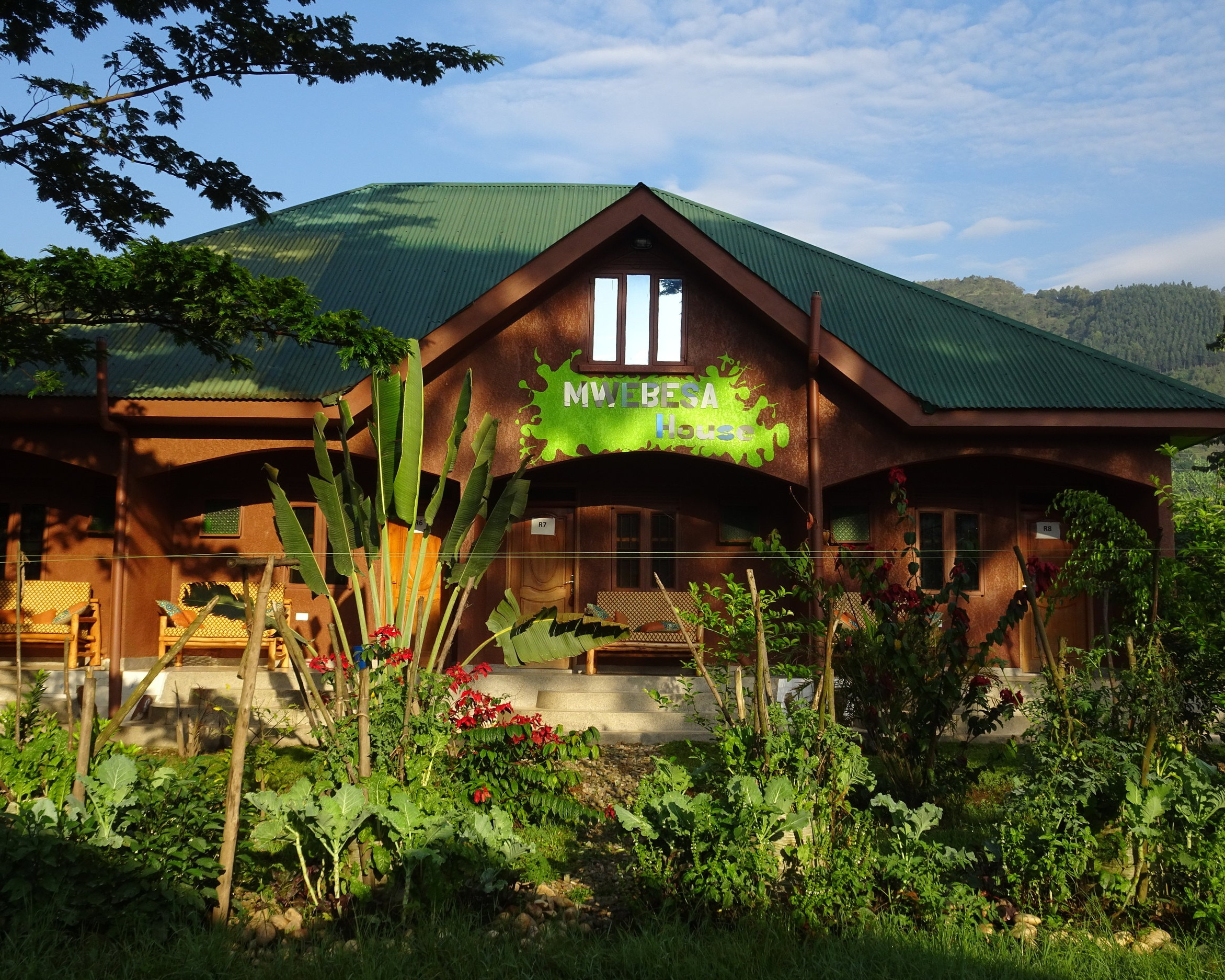 Mwebesa House -