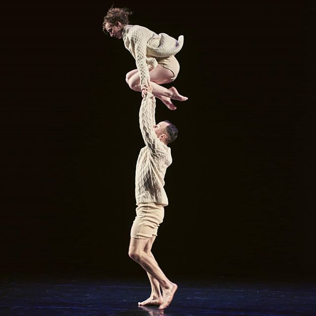 And we're off! Our UK tour of Knot starts this week! Take a look at our website to see where we're going (link in bio) . . . #Knot #uktour #circus #dance #handtohand #acrobatics #touring #ontour #tourlife