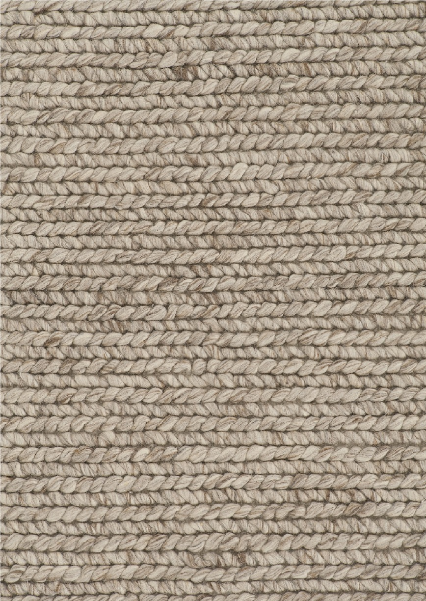 I just love the texture of the    Linie Design - Comfort Beige    rug. This will add a cool edge to your space