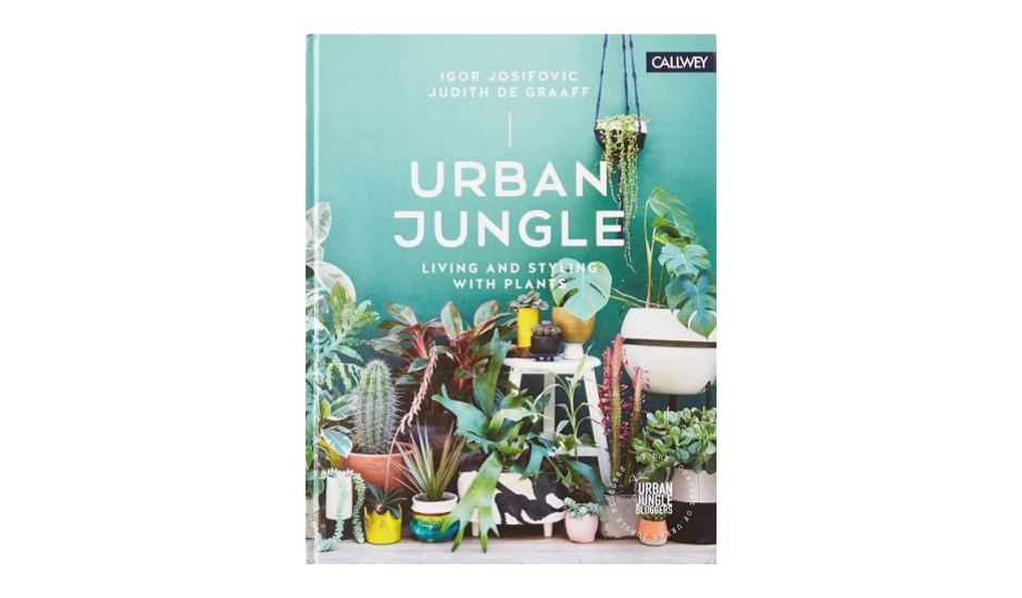 Urban Jungle   is a book by Judith de Graaff and one of my favourite Instagrammer and blogger  Igor Josifovic . Everything you want to know about living and styling with plants can be found in this book.