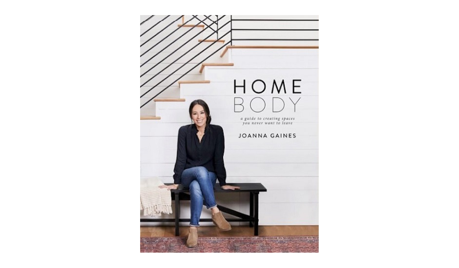 Joanna Gaines is a bit of a celebrity in home design land. you might know her from the show Fixer Upper but she also created this book   Home Body   where she walks you through creating a home that reflects the personality and stories of the people who live there.