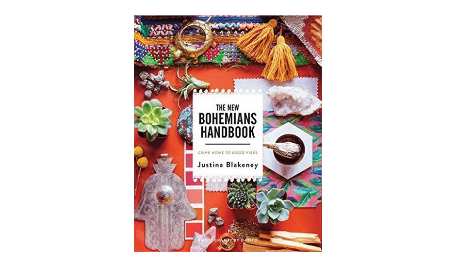 The New Bohemians Handbook     guides readers in beautifully simple techniques for adding good vibes and style to living spaces. Packed with hundreds of ideas for bringing positive energy to your home, the book features exercises and activities for thinking about rooms in new ways.