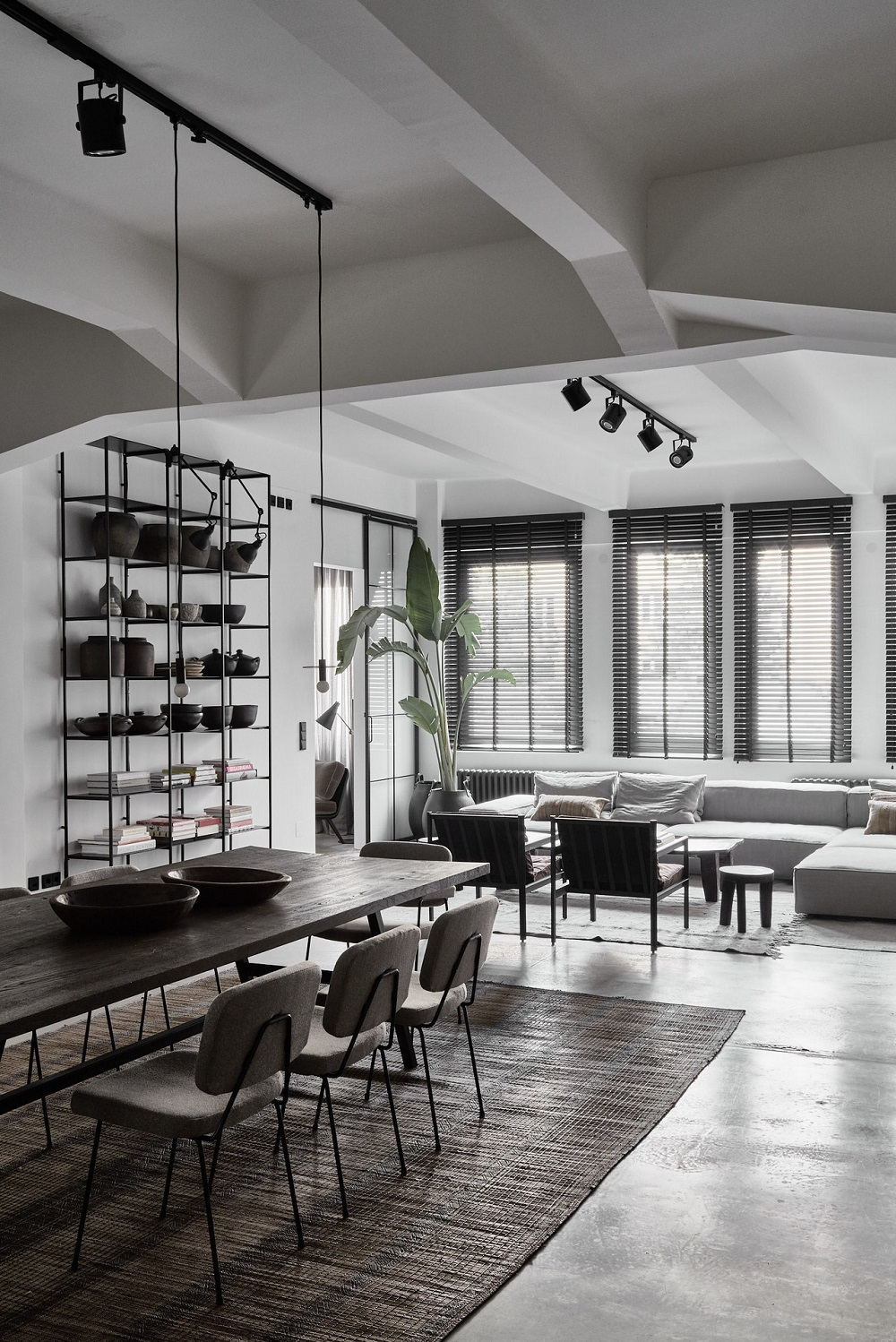 A design space in Vienna designed by Annabell Kutucu