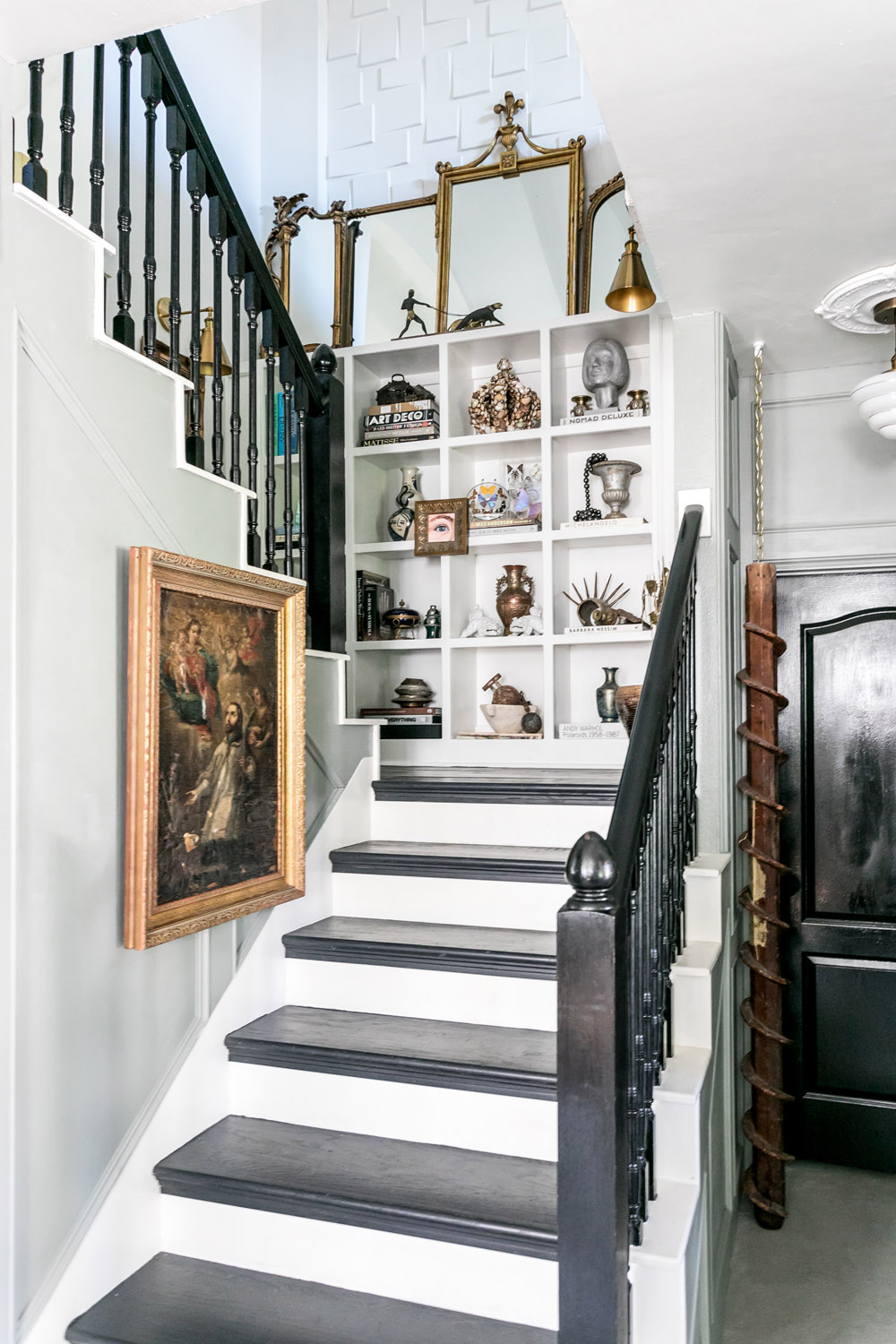 The Nordroom - A Collector's Eclectic Home in Texas