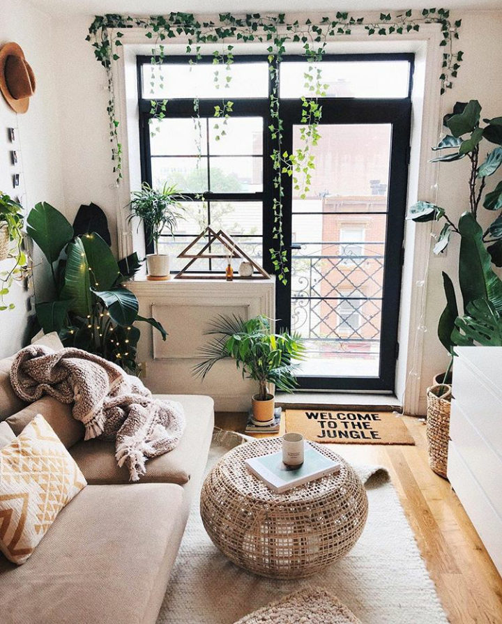 The Nordroom - The Plant-Filled Brooklyn Apartment of Viktoria Dahlberg