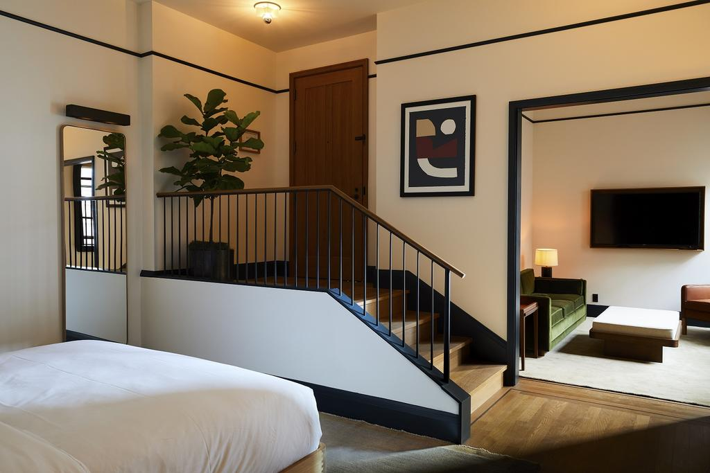 The Nordroom - Shinola Hotel in Detroit
