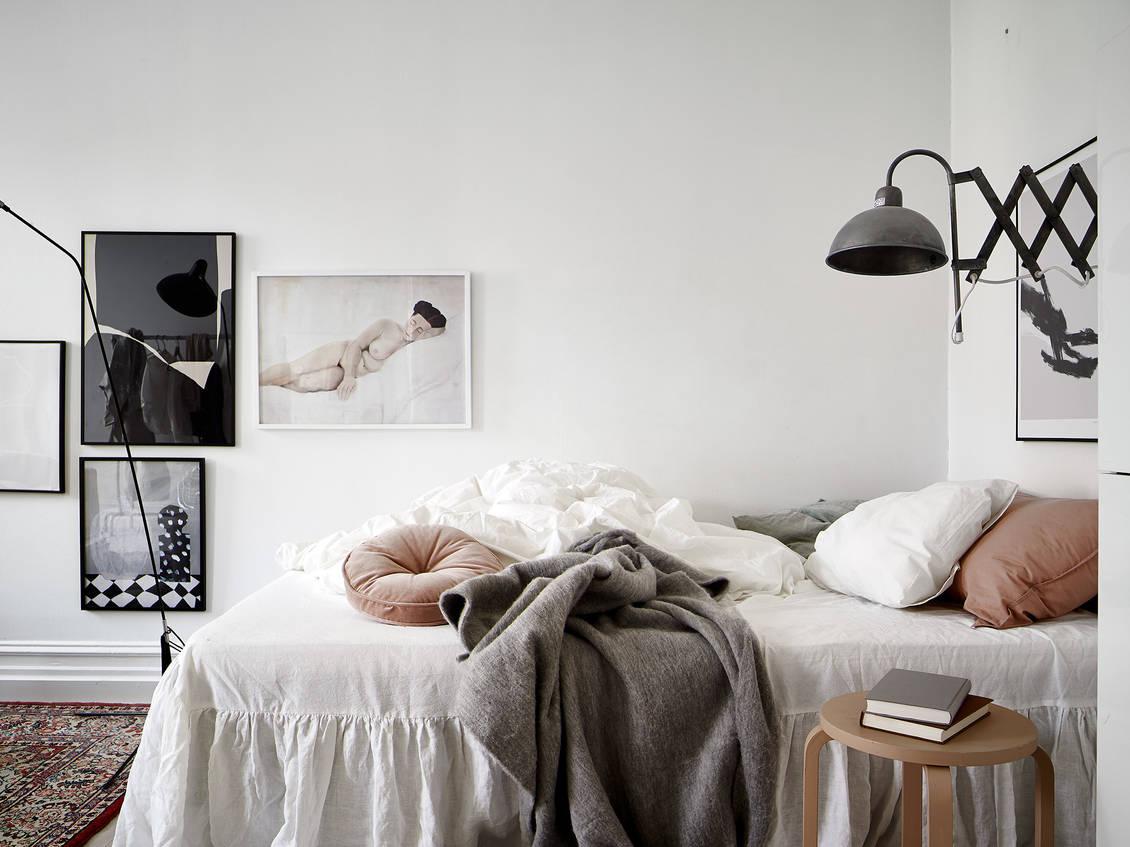 The Nordroom - A Calm Scandinavian Studio Apartment