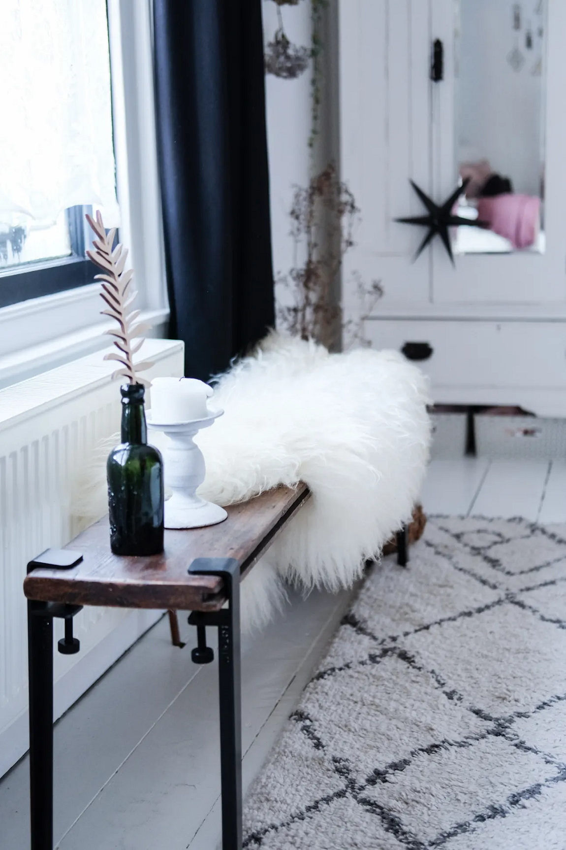 The Nordroom - A Bohemian Victorian Home with Scandi Touches