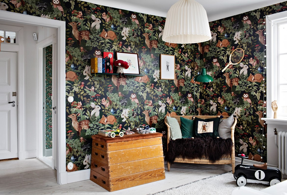 The Nordroom - A Stylish Scandinavian Home with Cozy Nooks
