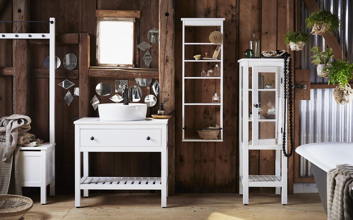 Hemnes bathroom furniture
