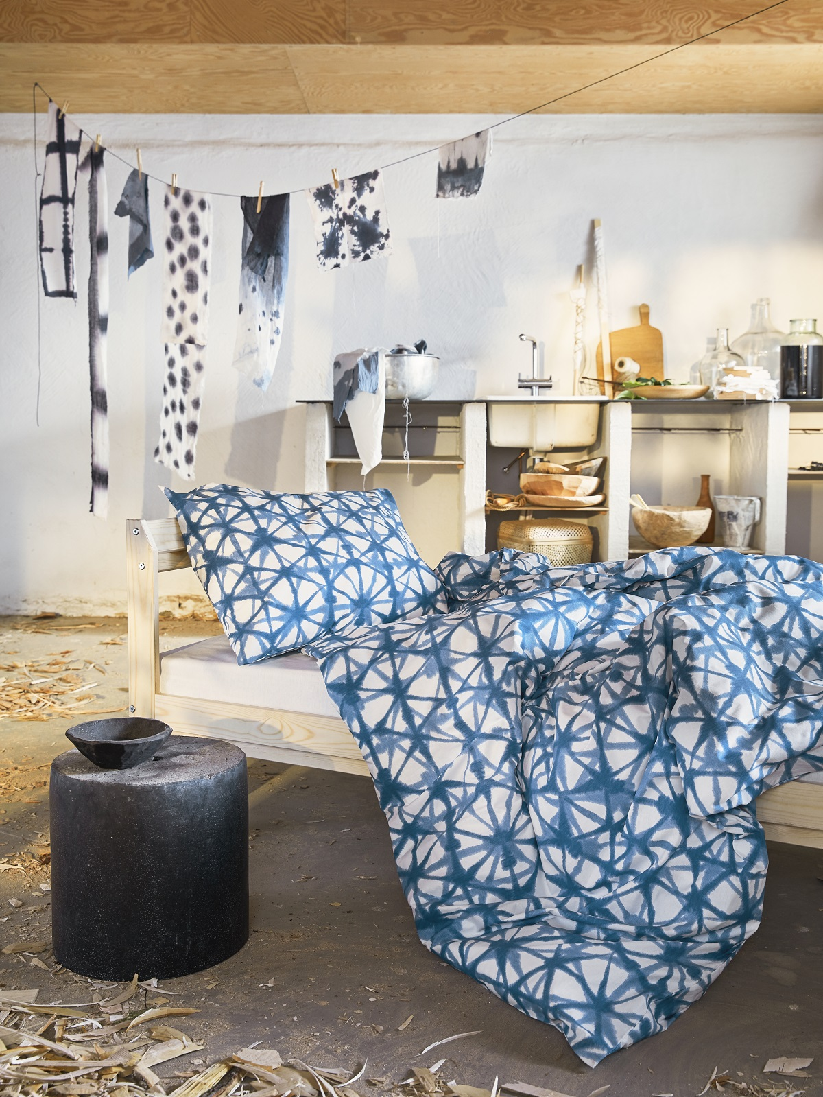 The Nordroom -IKEA's New Product Launch Embraces Sustainability and Slow Living