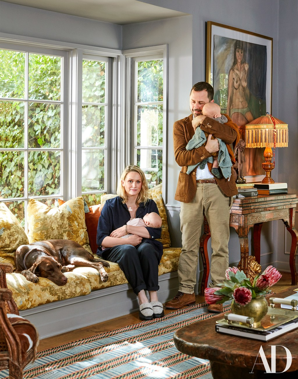 The Nordroom - The Charming Family Home of Emily Ward and Giovanni Ribisi