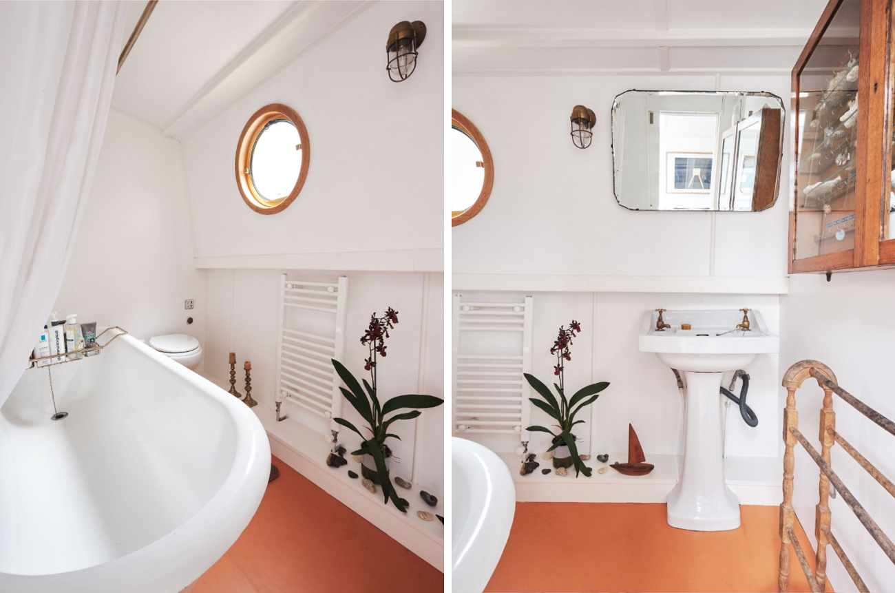 The Nordroom - A Cozy and Stylish Houseboat in London