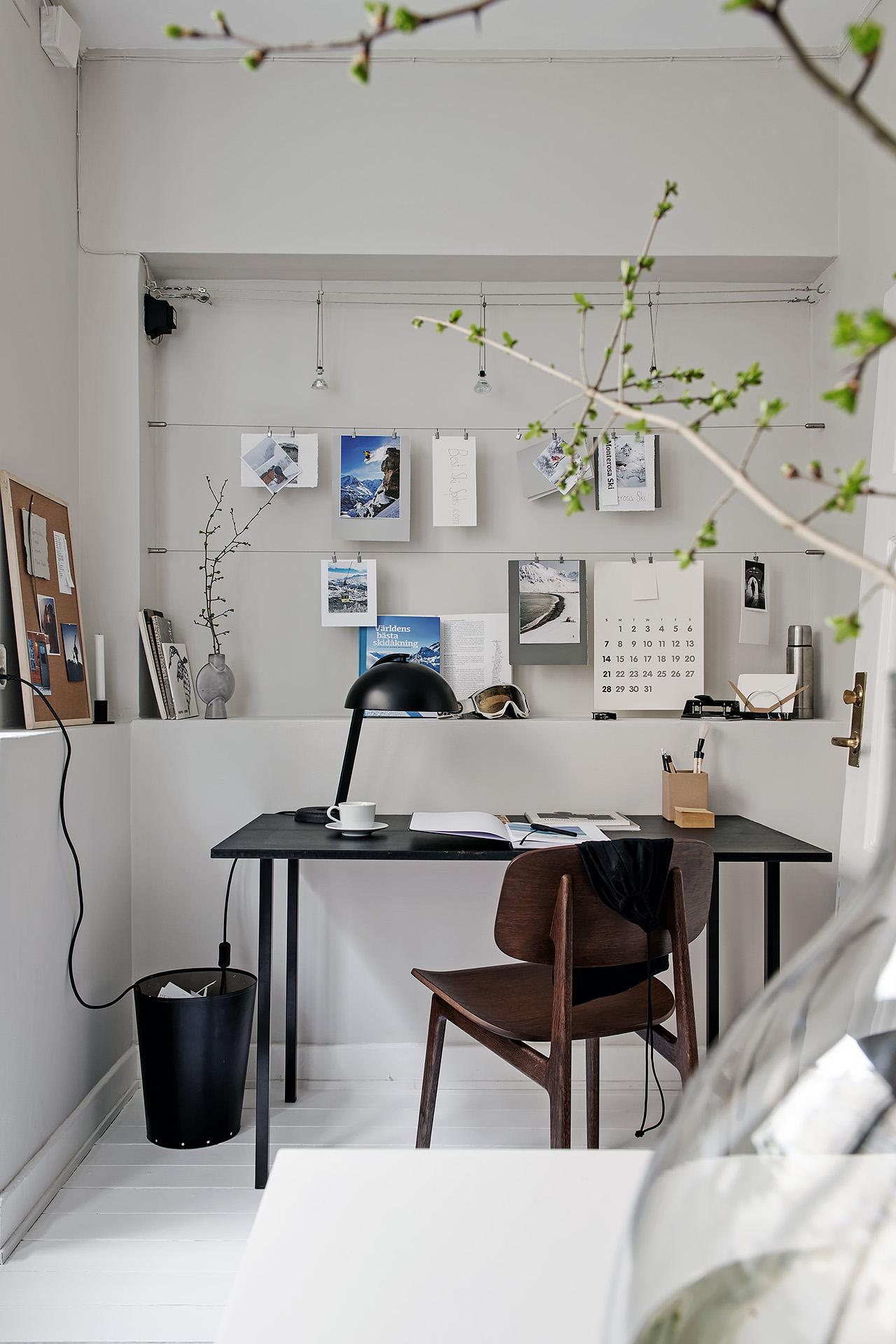 The Nordroom - A Soft Scandinavian Studio Apartment