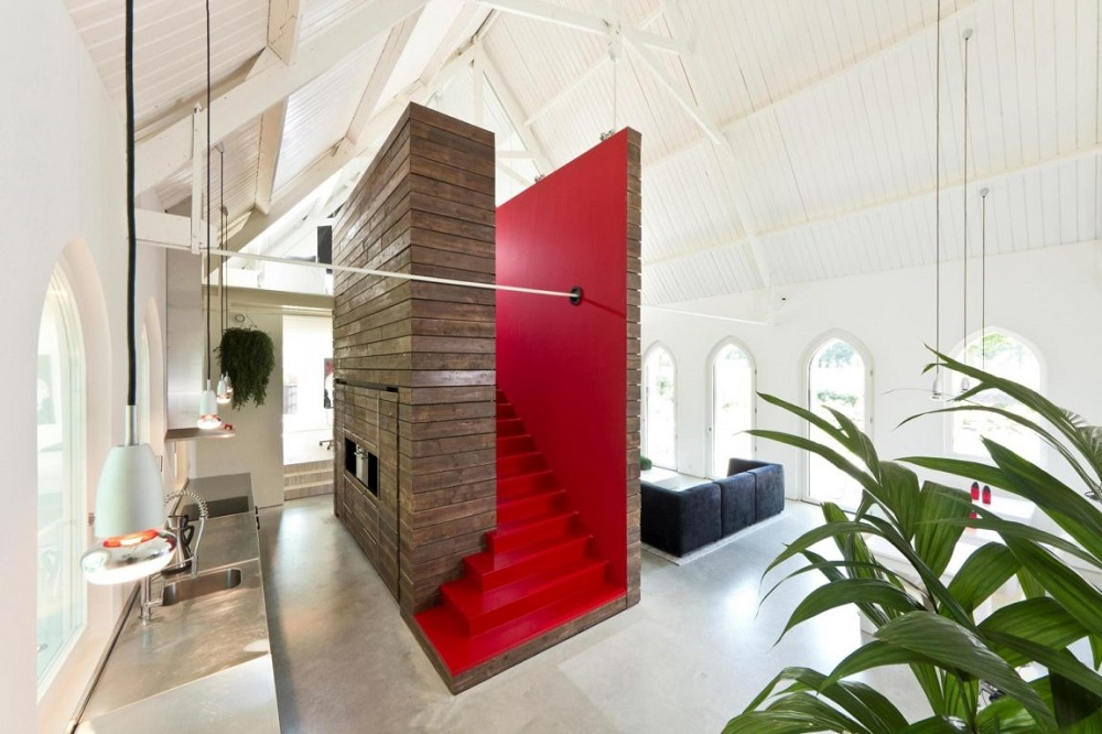 The Nordroom - 15 Heavenly Church Conversions (Church in The Netherlands)