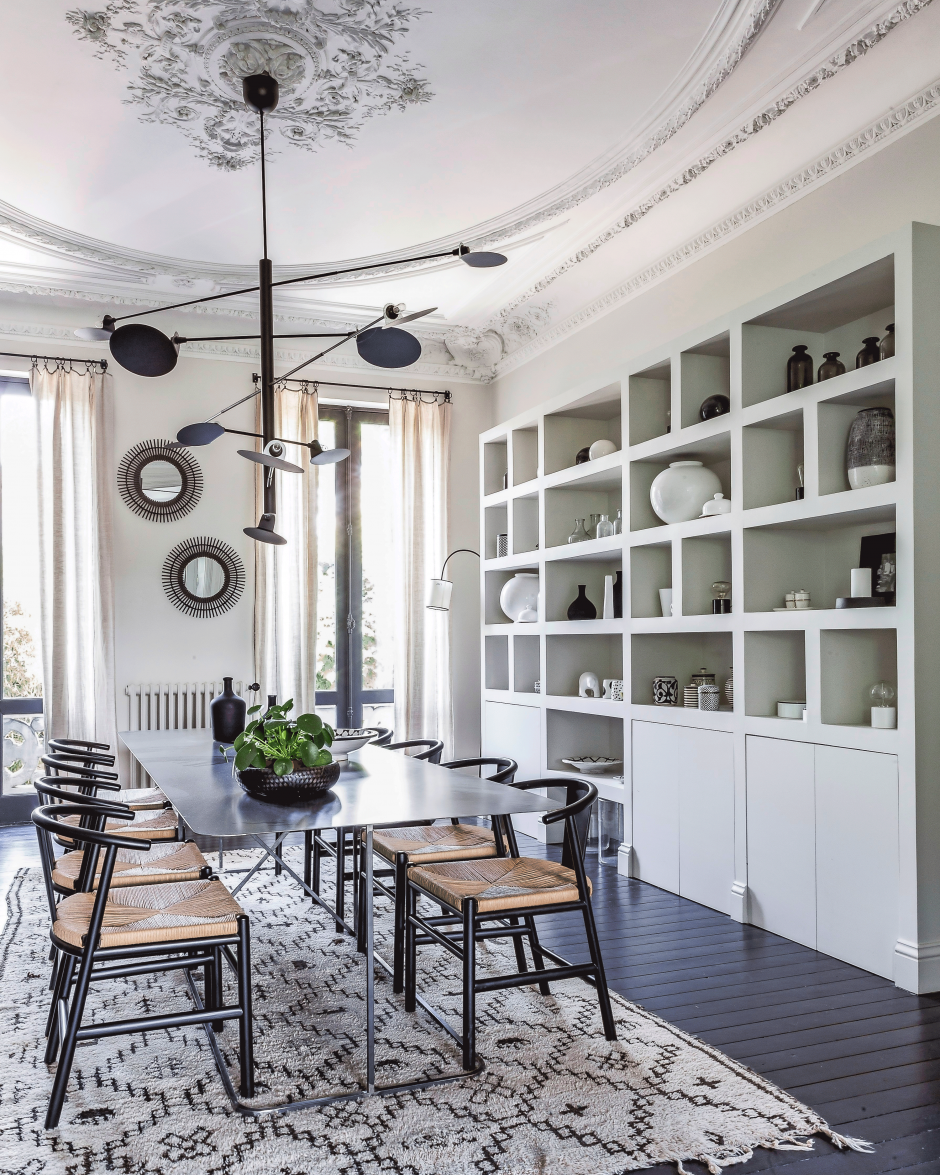 The Nordroom - Nordic Design In A 19th-Century French Manor House