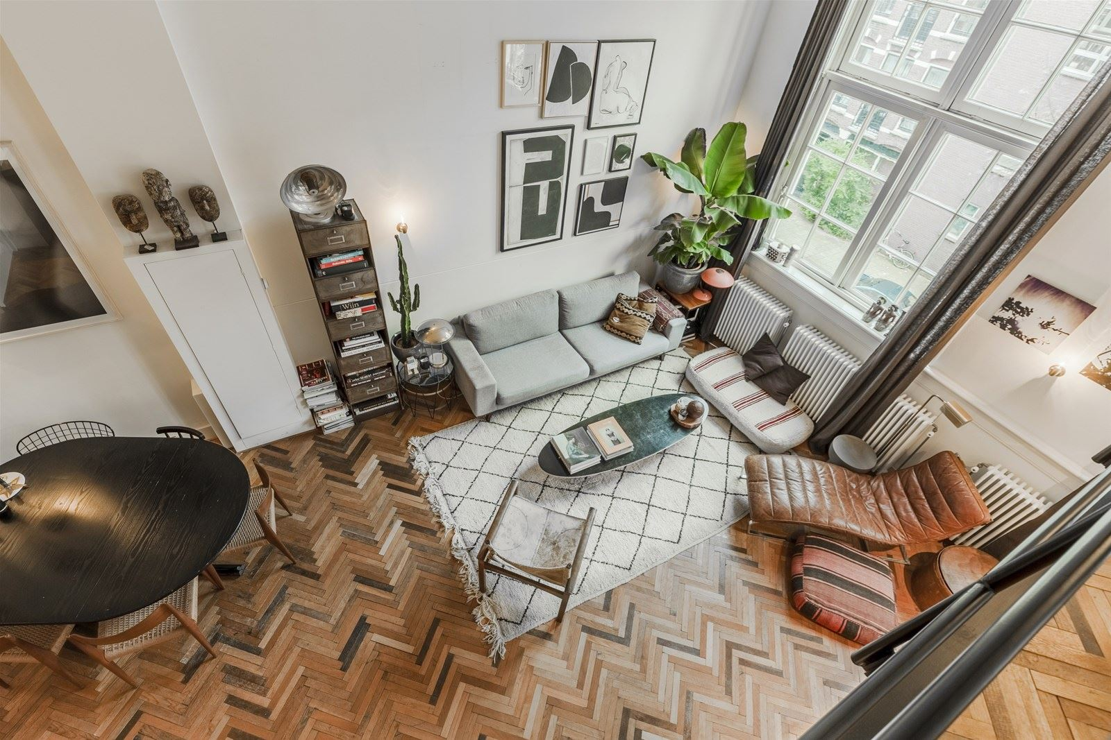 The Nordroom - Industrial Canal Loft Apartment Amsterdam