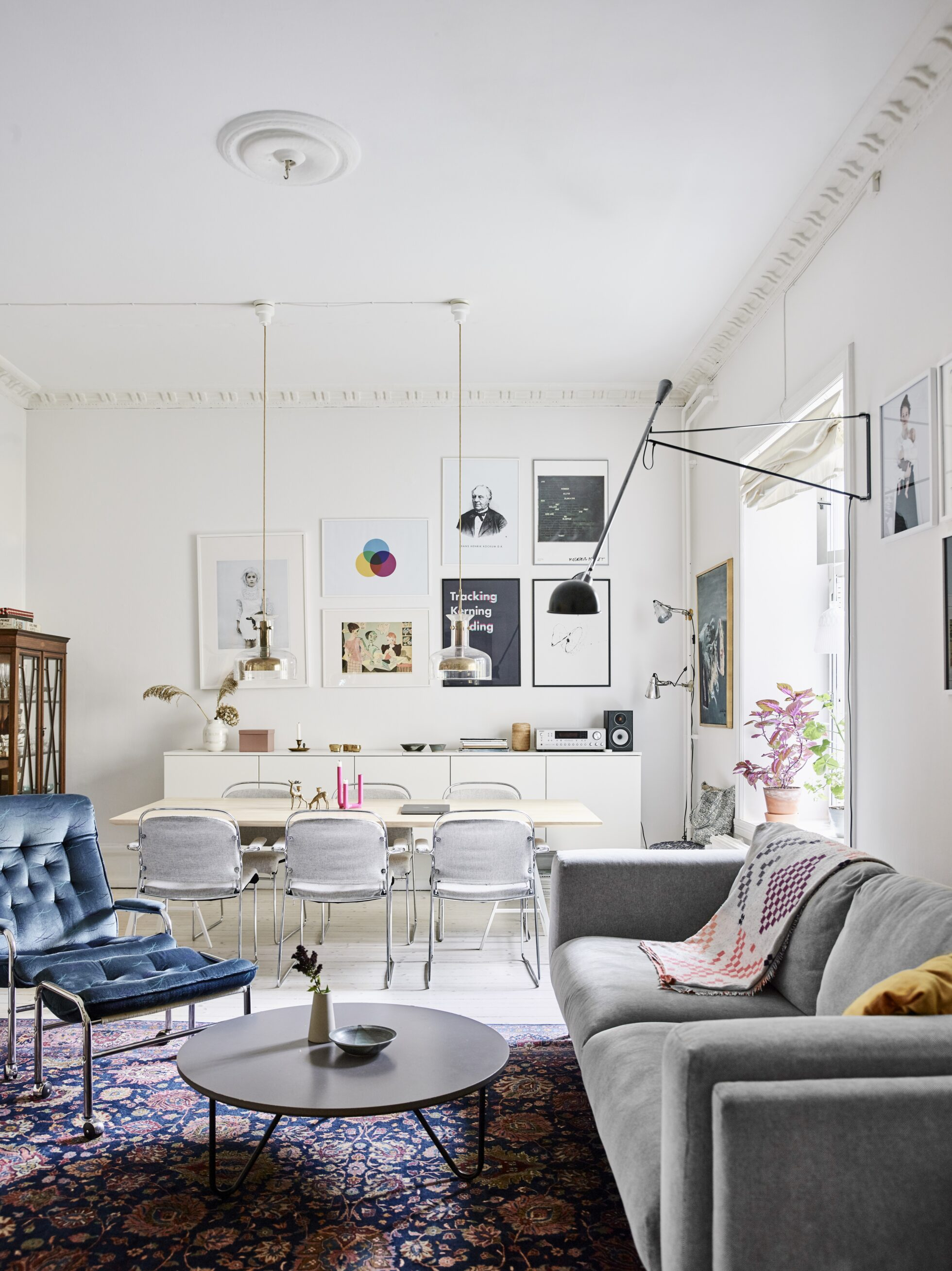 The Nordroom - A Bright And Creative Family Home in Malmö