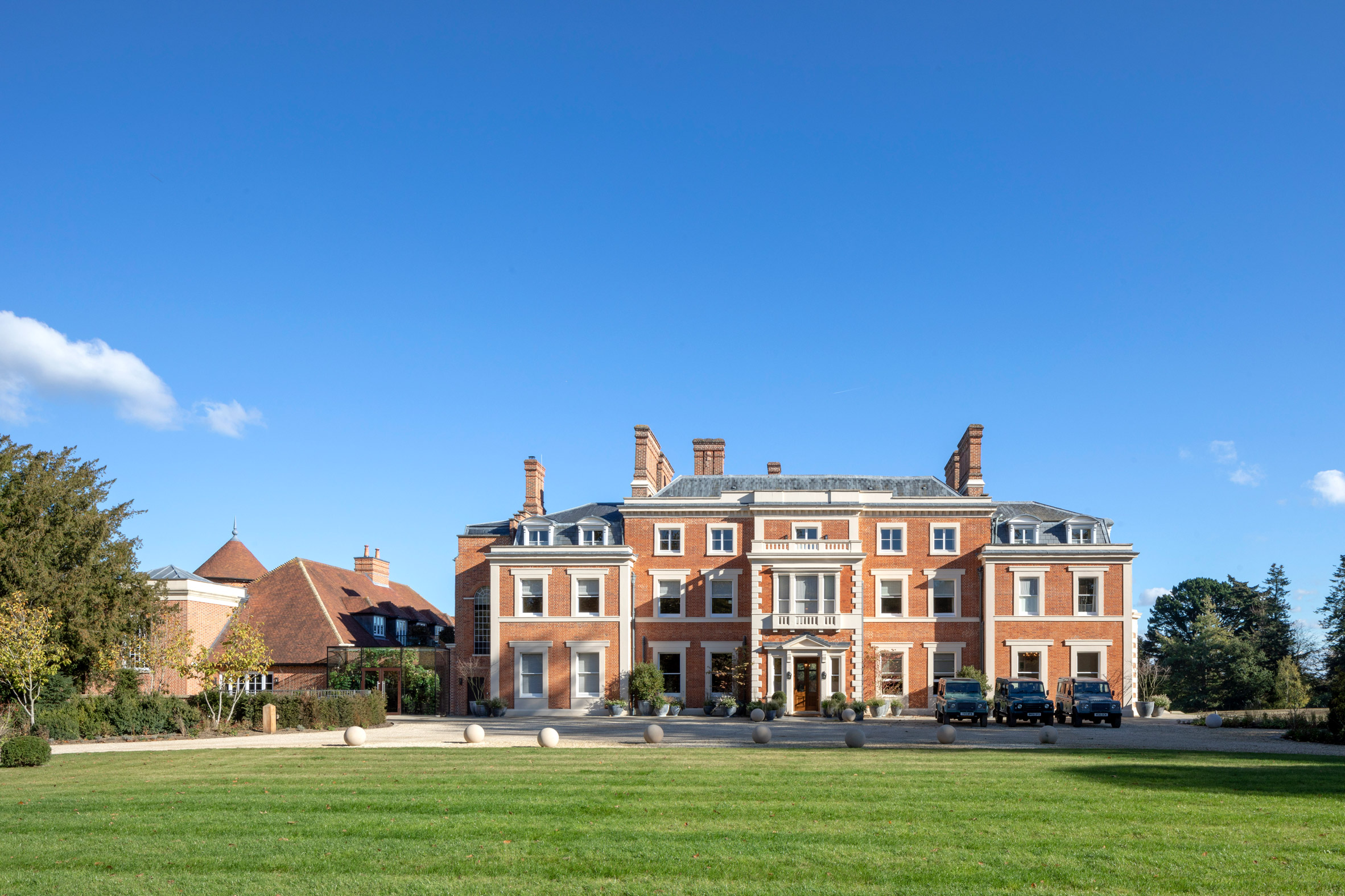 The Nordroom - Heckfield Place Hotel Hampshire