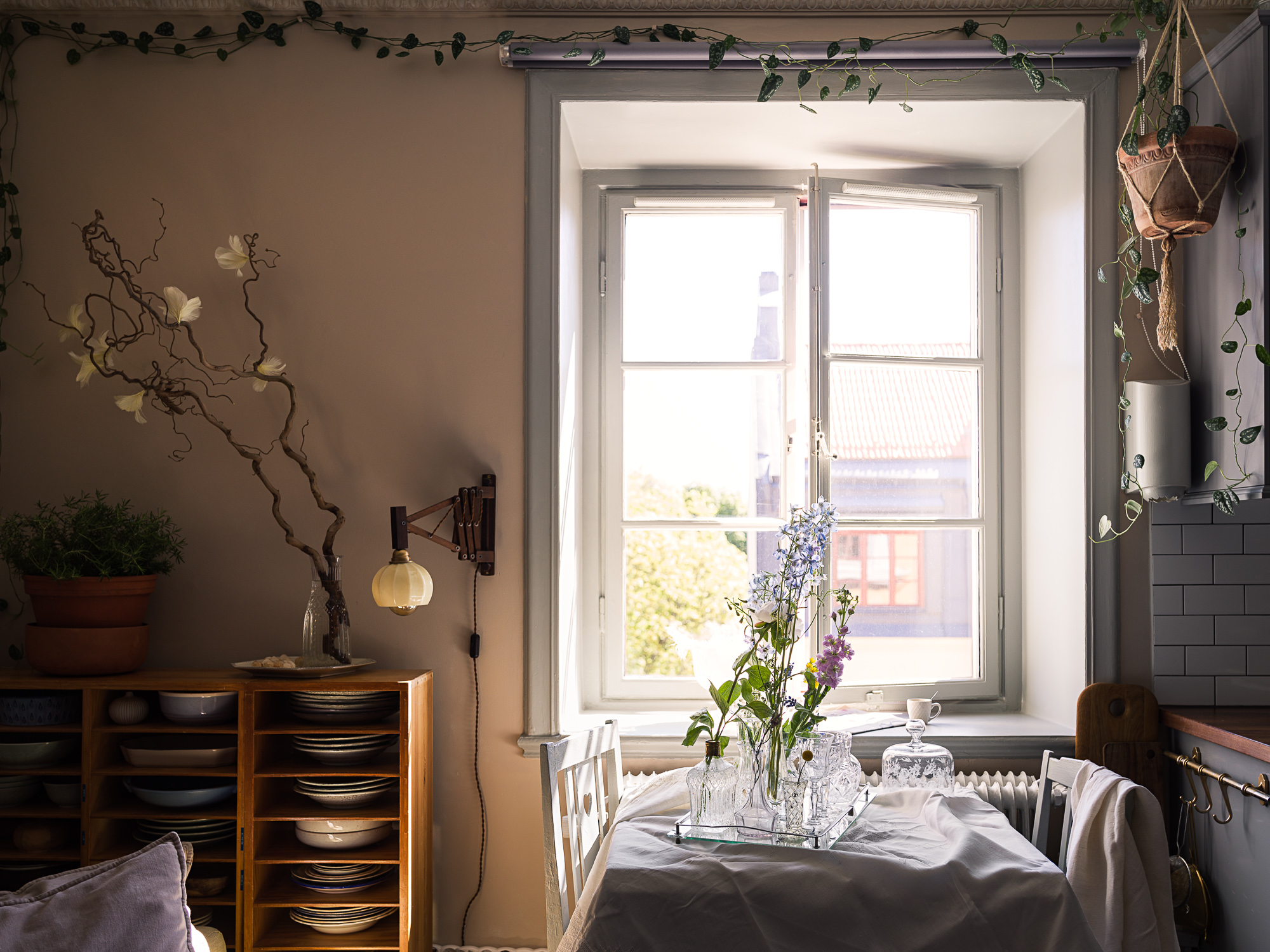 The Nordroom - A Romantic Vintage Apartment in Stockholm