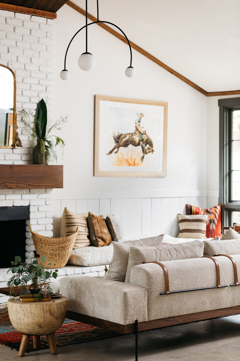The Nordroom - A Beautifully Restored Ranch Home in California