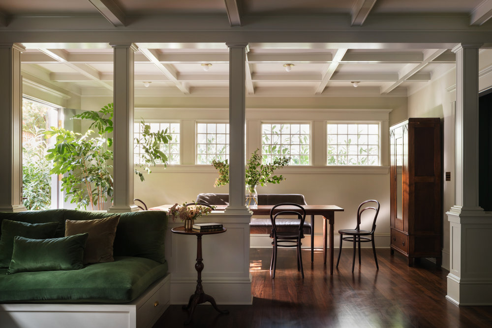The Nordroom - Moody Portland Home by Jessica Helgerson Interior Design