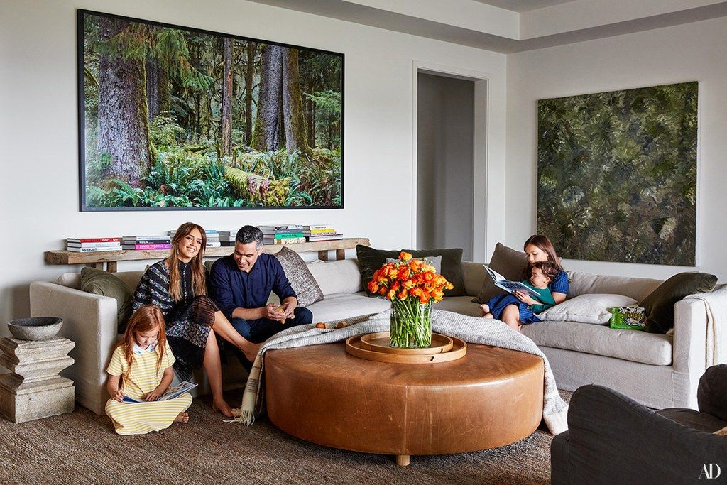 The Nordroom - The Stunning Home of Actress Jessica Alba