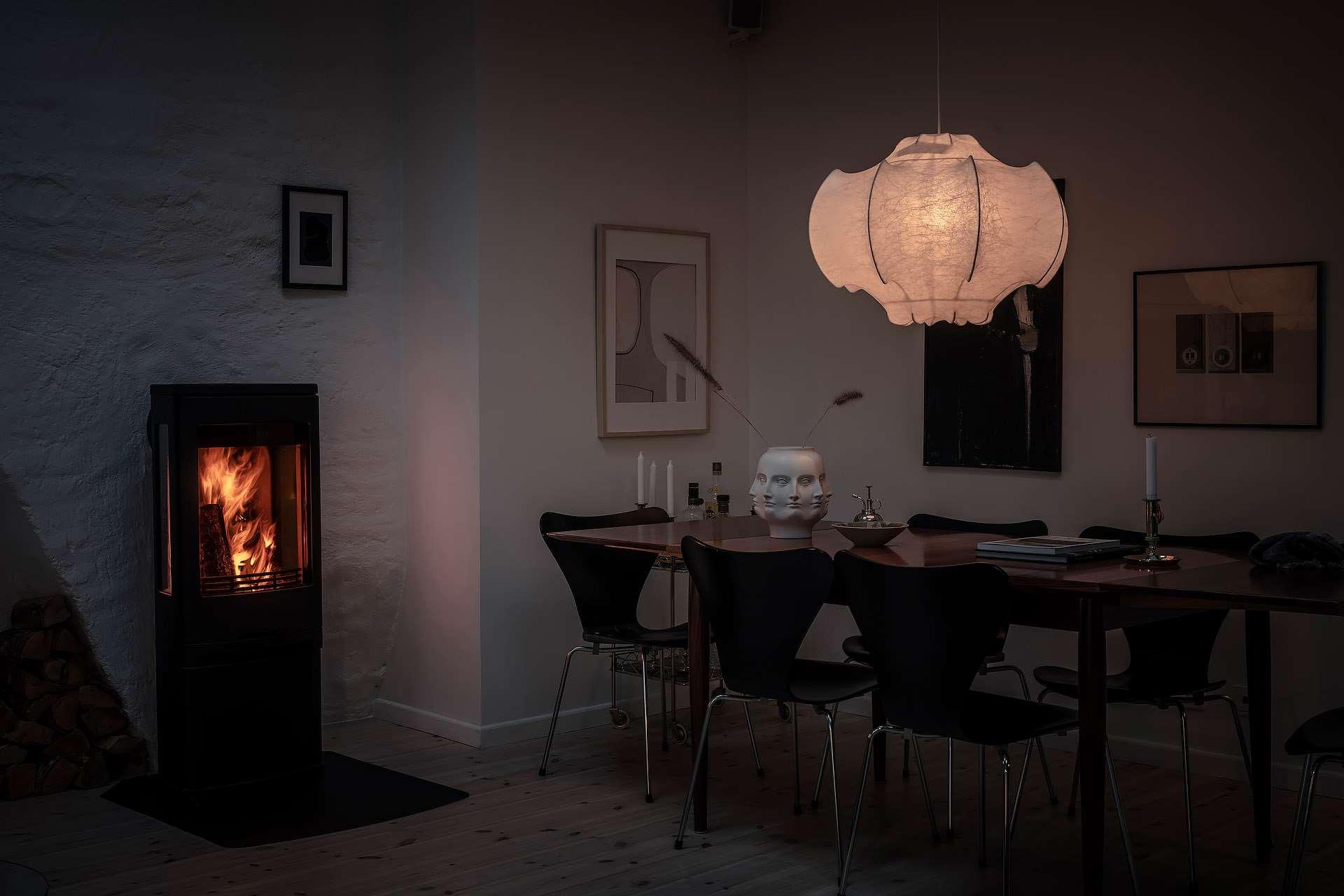 The Nordroom - A Stylish Scandinavian Attic Apartment