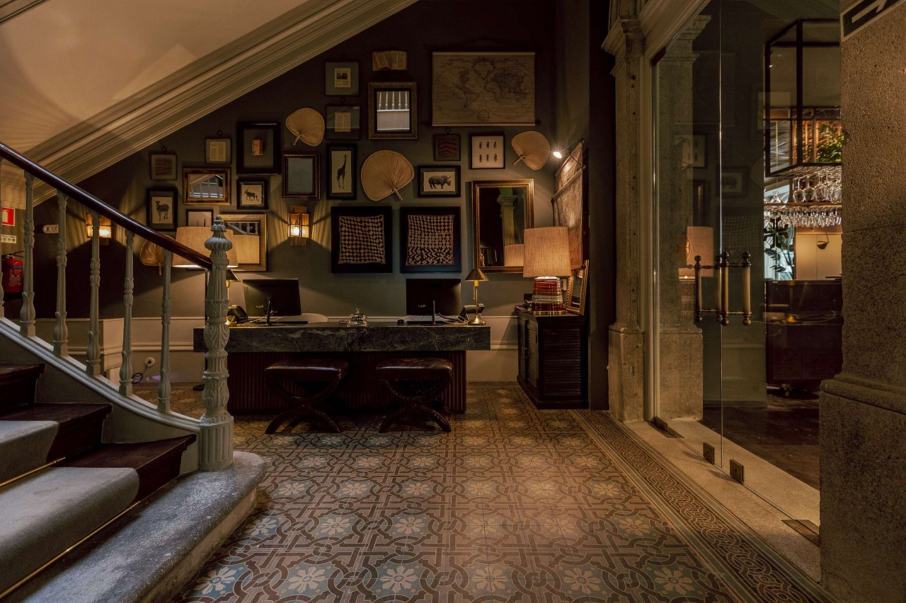 The Nordroom - Torel 1884: A Luxurious Boutique Hotel in Porto