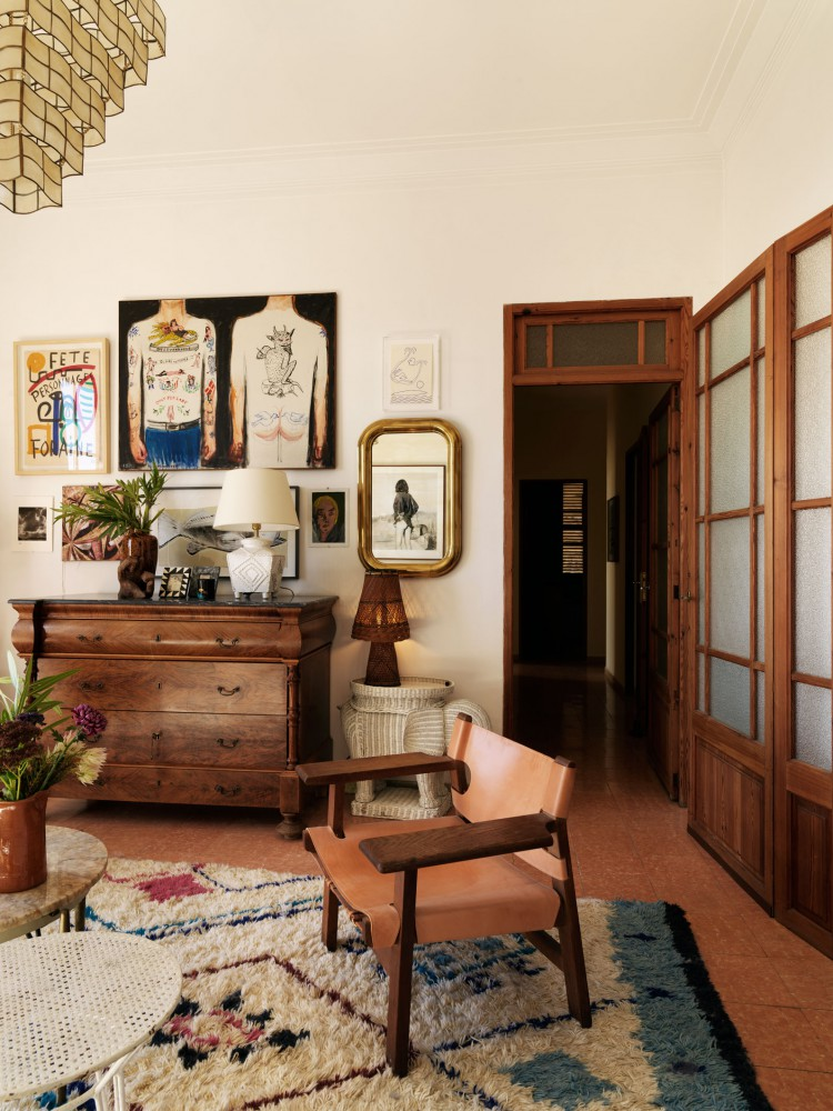 The Nordroom - The Bohemian Home of Dusty Deco Founders on Mallorca