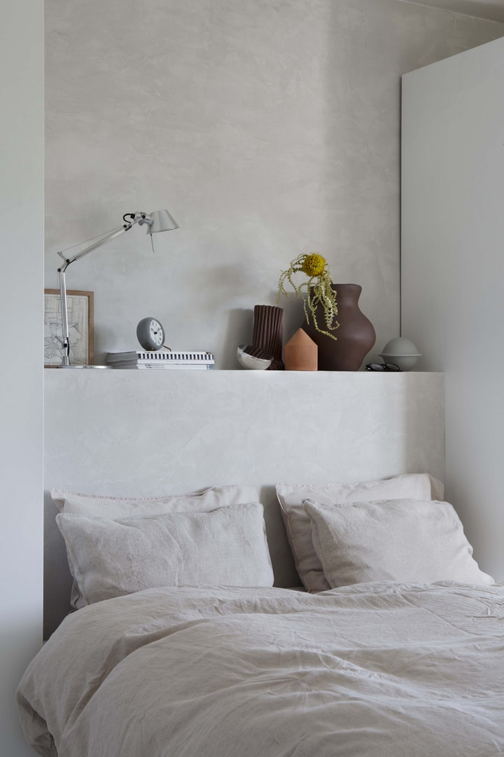 The Nordroom - Creative Headboard and Bedroom Styling Ideas (photography by Inger Marie Grini)