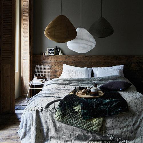 Nordroom - Креативные идеи оформления изголовья и спальни (фото HK Living)