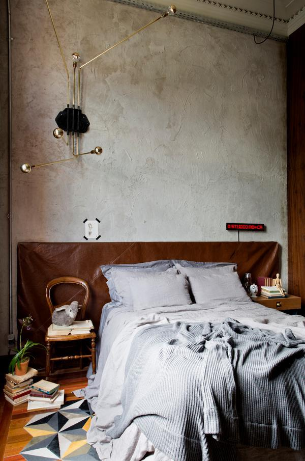 The Nordroom - Creative Headboard and Bedroom Styling Ideas (design by studio ro+ca)